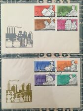 PRC 1964 S69 Chemical Industry FDC.