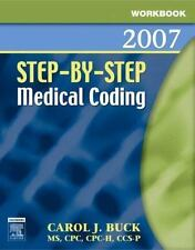 Workbook for Step-by-Step Medical Coding 2007 Edition