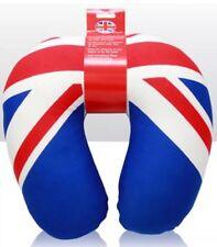Union Jack Micro Perline Cuscini da Viaggio Londra Souvenir Regalo Comodo