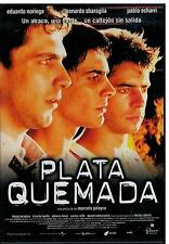 Plata quemada (DVD)