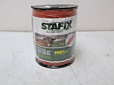 "Stafix Premium Stainless Steel Strands 400m 1/8"" Wire Free Shipping"