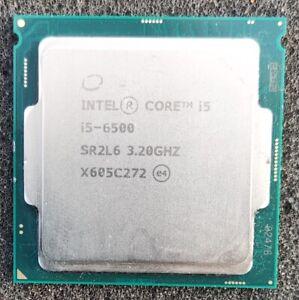 Intel Quad Core i5-6500 / 3.30ghz/Socle Processeur 1151