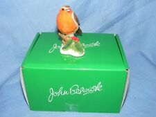 John Beswick Bird Robin JBMB5 Collectable Ornament Present Gift Birthday