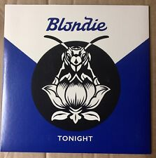 """- BLONDIE - Tonight - vinyl single - 1 sided 7"""" etched disc - pic sleeve"""
