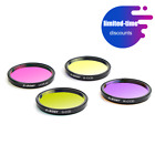 SVBONY 2inch LRGB Imaging Filters fit Telescope Deepsky / Planetary CCD Imaging picture