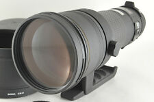 *Excellent* Sigma AF 500mm f/4.5 APO HSM EX Lens for Nikon from Japan #0728