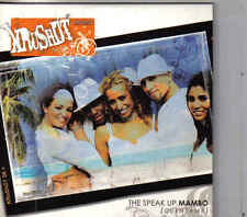 Krushdt-The Speak Of Mambo cd single