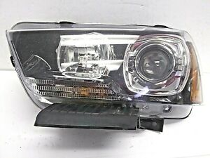 2011-2014 DODGE CHARGER LH DRIVER'S SD HID / XENON HEAD LIGHT OEM# 57010413AD