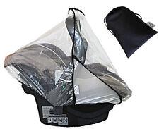 RAIN COVER  For Baby Pram Car Capsule / Carrier