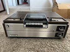 Vintage Sony Beta Betamax VCR SL-7200