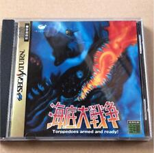 In The Hunt Japan Import SEGA SATURN uesd