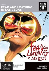 Fear And Loathing In Las Vegas : NEW DVD