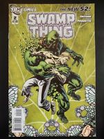 SWAMP THING #2 (2011 The New 52, DC Comics) ~ VF/NM Comic Book