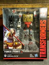 "Transformers - Dinobot Grimlock - Power of the Primes - 8"" figure"