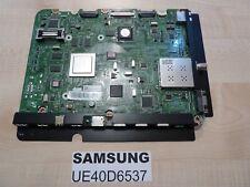 Main board for LED TV Samsung UE40D6537 UE40D6537WK   BN41-01587 BN41-01587E