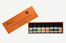 Samsonic AO8 Pursonic Ao8 Pure Essential Aroma Oils 8 Pack Includes