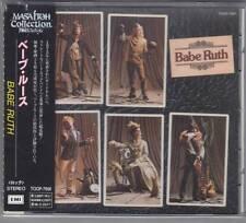 Babe Ruth - Babe Ruth (CD Japan Import) mit Obi  RAR !!!