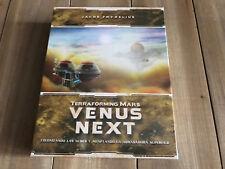 juego de mesa - VENUS NEXT - TERRAFORMING MARS - Maldito Games - Precintado