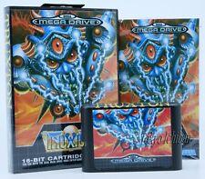 Sega Mega Drive - Truxton - Pal EUR / Reproduction