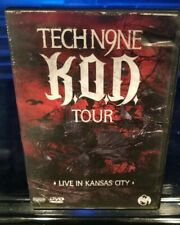 Tech N9ne - K.O.D. Tour DVD strange music krizz kaliko kutt calhoun video rap