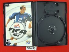 SONY PLAYSTATION 2 FIFA FOOTBALL 2003 Fútbol Fußball Solo Funda Cubierta #oz-452
