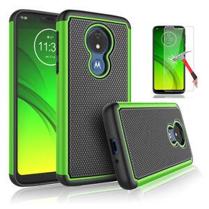 For Motorola Moto G7 Power/Play/Supra/Optimo Maxx Phone Case / Screen Protector