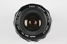 Ashai Pentax 1:3.5/28mm M42