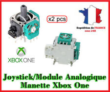 2x Module Joystick Analogique Axe 3D Stick Capteur Remplacement Manette XBOX ONE