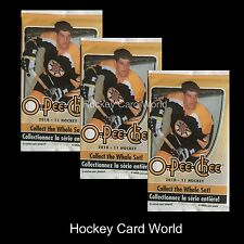 (HCW) 2010-11 Upper Deck O-Pee-Chee Hockey Pack x3 Lot - Hall, Eberle & More..