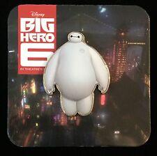DISNEY PIN BAYMAX BIG HERO 6 LIVE ACTION MOVIE AMC IMAX STUBS LIMITED MYSTERY