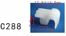 20Pcs Fit Toyota 81124-89101 Headlight Spacer Retainer Clip 7mm Square Hole