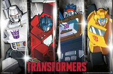 TRANSFORMERS - CLASSIC POSTER - 22x34 CHARACTERS 14538