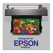"Ultra Premium Luster Inkjet Photo Paper 17"" x 100' for Epson"