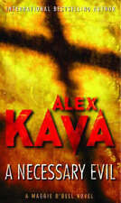 A Necessary Evil (MIRA), By Alex Kava,in Used but Acceptable condition