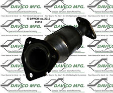 Catalytic Converter-Exact-Fit Front Right Davico Exc CA 19253