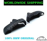 BMW E39 E46 E38 E53 3 5 7 X5 REAR VIEW MIRROR COVER TRIM GENUINE NEW