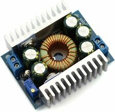 12A DC-DC Step Down Buck Converter Low Ripple with Heat Sink 4.5V-30V to 0.8V-30