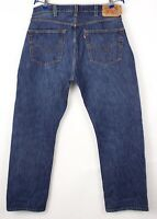 Levi's Strauss & Co Hommes 501 Jeans Jambe Droite Taille W38 L30 BBZ316