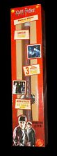 NEW Deluxe Harry Potter Motion Activated Wand W/3 Movie Sounds And Lights !