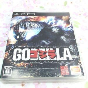 Usé PS3 Godzilla 2014 Bandai Namco Entertainment PLAYSTATION 3 44925 Japon