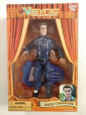 Justin Timberlake Nsync Living Toys Denim Figure Doll Collectible Marionette