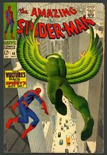 Amazing Spider-Man #48 - 1st Blackie Drago As The Vulture - Marvel (1967) FN+