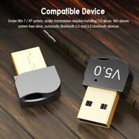 Wireless USB Adapter for PC Laptop Computer Bluetooth USB 5.0 Bluetooth Adapter