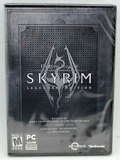 The Elder Scrolls V Skyrim Legendary Edition PC Physical Disc Game NTSC