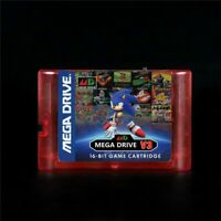 MD V3 Pro Updated 1200 in 1 EDMD V3 Game Cartridge for SEGA GENESIS MegaDrive