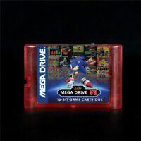 MD V3 Pro Updated 1200 in 1 EDMD V3 Game Cartridge for SEGA GENESIS MegaDrive