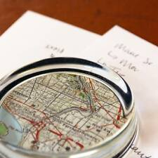 More details for personalized map paperweight - a great gift for someone special