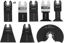 15 Antler Blade Combo C for Dewalt Stanley Worx F30 Oscillating Multitool