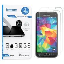 2x Samsung Galaxy S5  Schutzglas Verbundglas 9H Echt Glas Schutz Folie