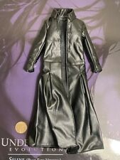 Star Ace Underworld Evolution Selene Leather Trench Coat loose 1/6th scale
